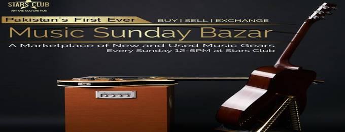 music sunday bazar