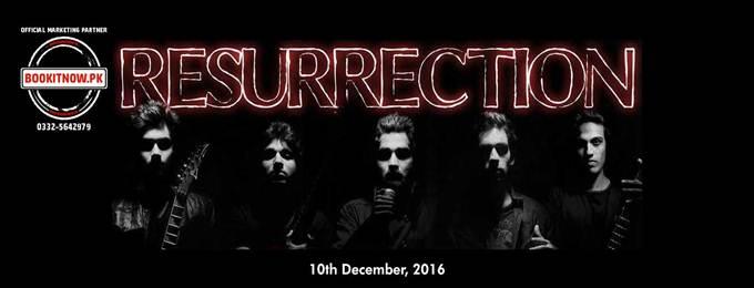 resurrection band live islamabad