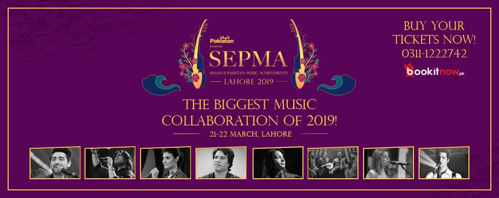 shaan-e-pakistan music achievements 2019 sepma