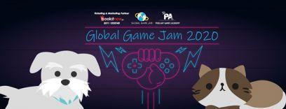 global game jam 2020 - pga islamabad