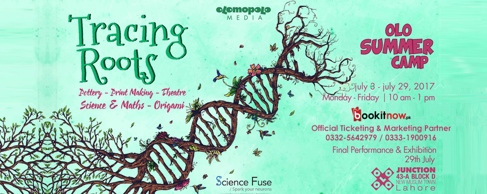 olo summer camp ' tracing roots