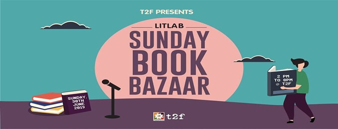litlab sunday book bazaar