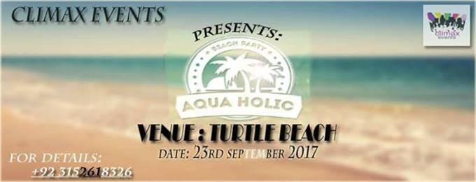 aqua holic (beach party)