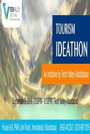 KP Tourism Ideathon, An Initiative by Tech Valley Abbottabad & i2i  Abbottabad