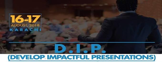 develop impactful presentations - dip