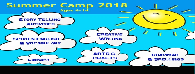 summer camp 2018 (session 1)