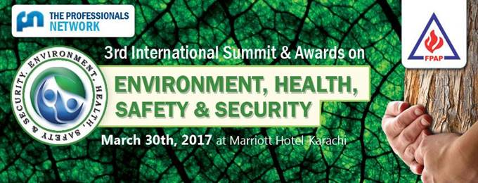 3rd Int'l Summit & Awards on Environment Health & Safety