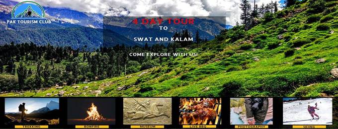 4 days tour to swat, malam jabba and kalam. (featured)