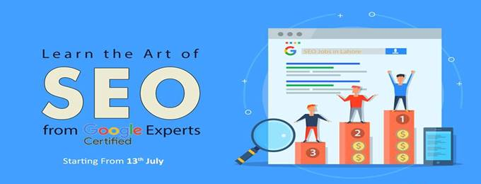 seo expert training - by google certified trainer