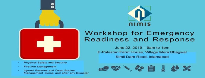 emergency readiness and response workshop
