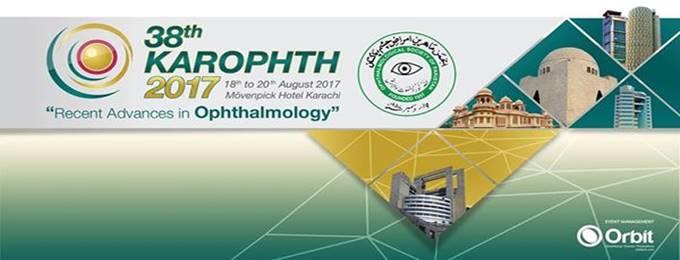 38th Karophth 2017
