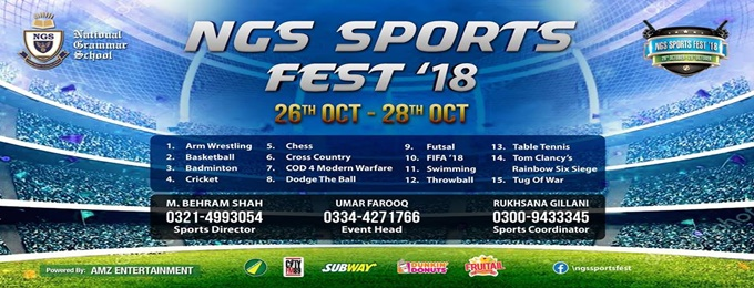 ngs sports fest '18