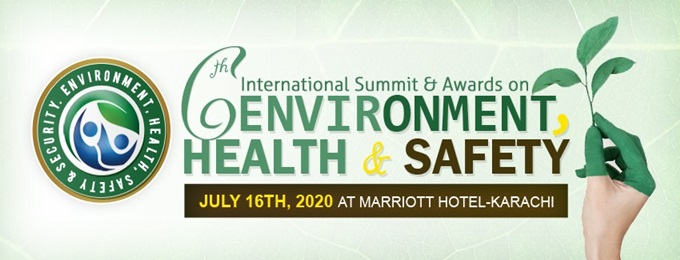 6th int'l summit & awards on environment, health & safety