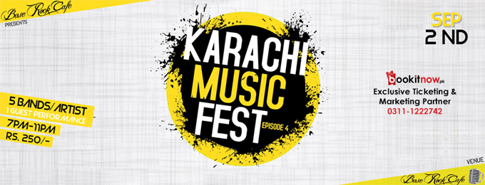 karachi music fest - episode 4