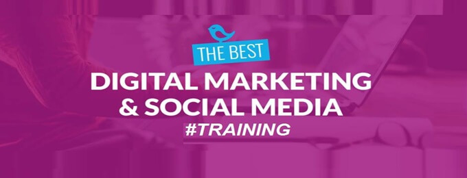 social media training for marketing managers