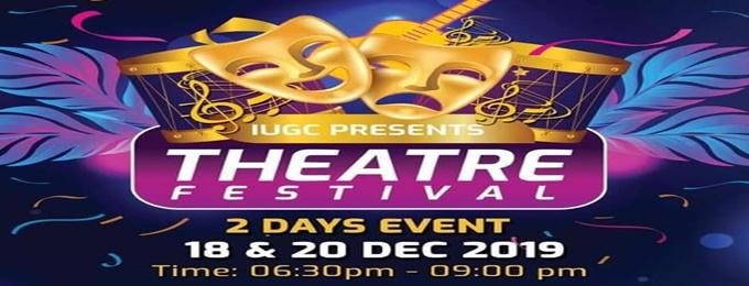 theatre festival 2k19