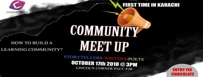 community meetup