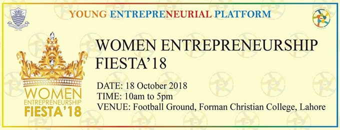 women entrepreneurship fiesta'18