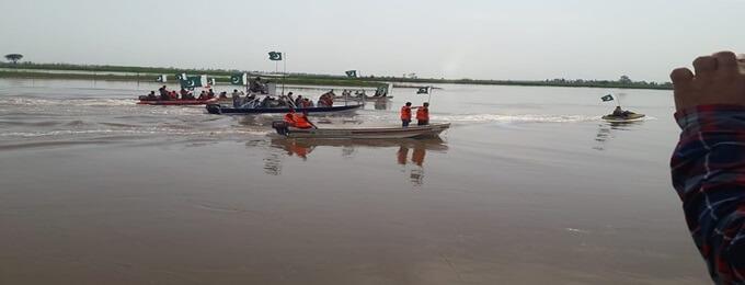 boat safari family festival