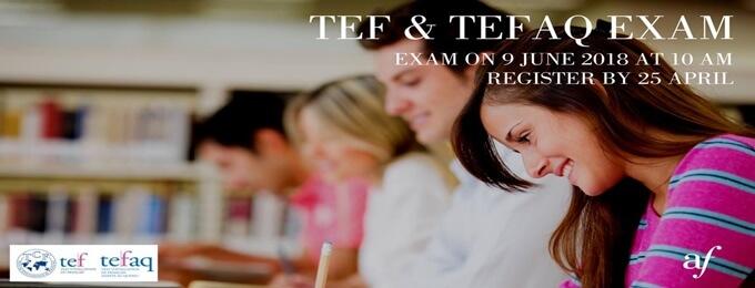 TEF & TEFAQ French Exam