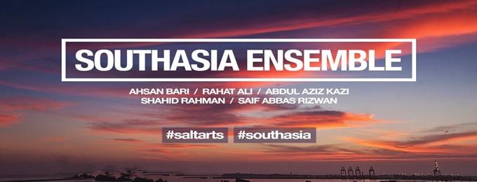 salt arts presents southasia ensemble