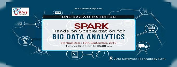 1 day workshop on spark hands on specialization for big data