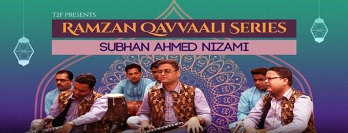 ramzan qavvaali series: subhan ahmed nizami
