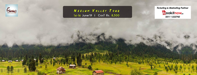 neelum valley tour