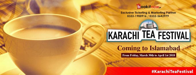 karachi tea festival (islamabad)