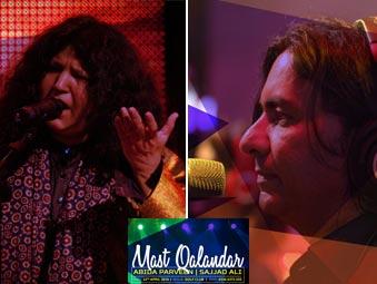Mast Qalandar - Spellbinding Night for Karachiites !