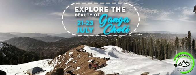 Trip to Ganga Choti