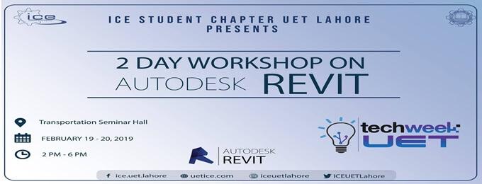 2 day workshop on autodesk revit
