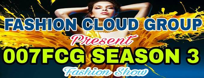 007fcg season 3 fashion show & model award ceremony by fashion cloud group