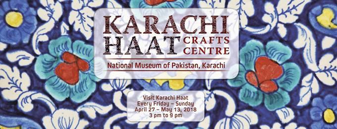 karachi haat crafts centre