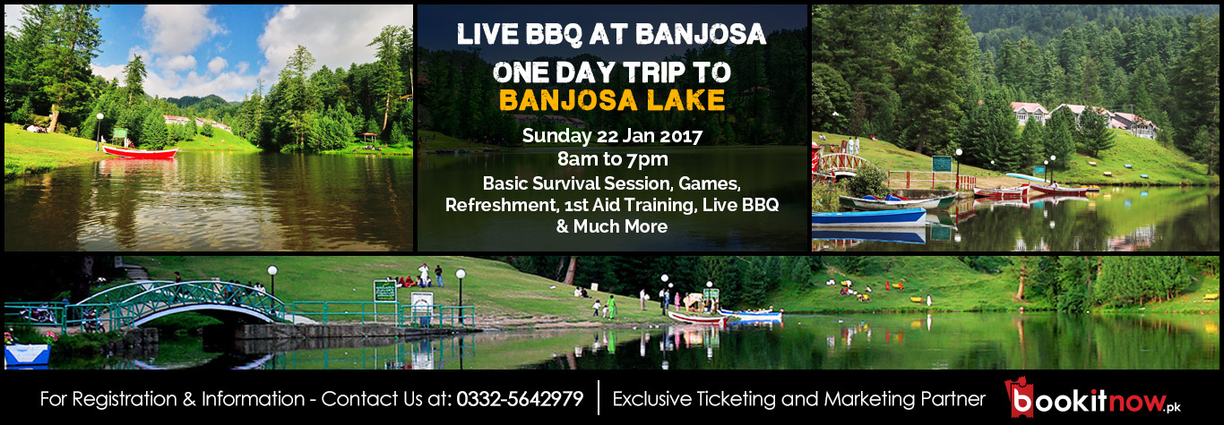 one day trip to banjosa lake