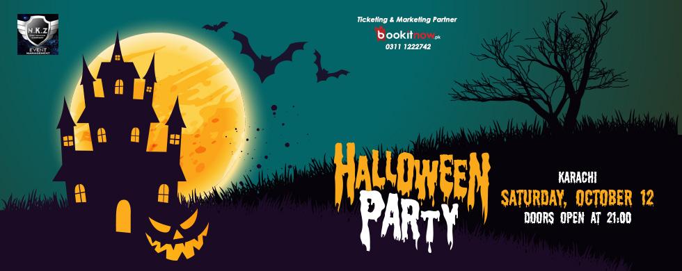 halloween party (2k19)