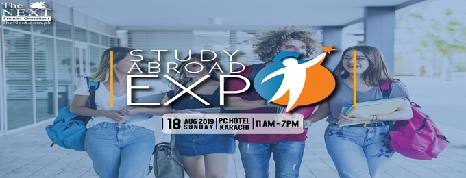 study abroad expo' 2019