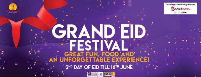 grand eid festival