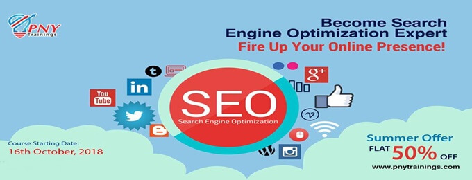 become a seo expert (online earning) - 50% flat off