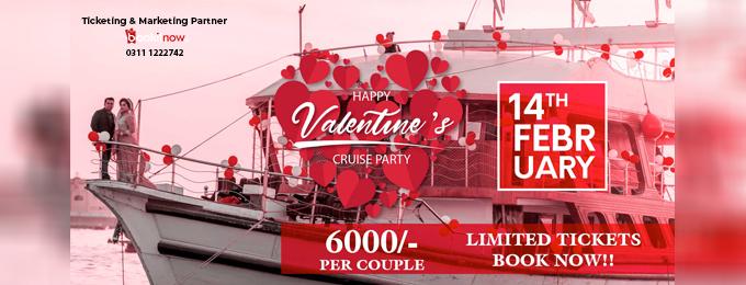 Valentine's Cruise Party