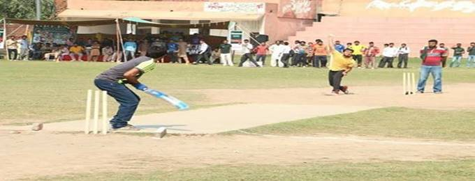 """3rd """"all lahore 7-side tape ball cricket tournament""""."""