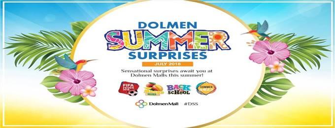 dolmen summer surprises