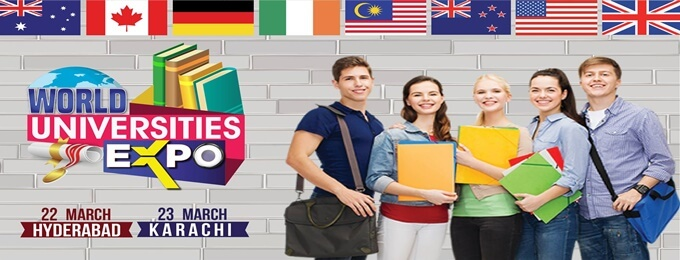 world universities expo 2019 at marriott hotel karachi