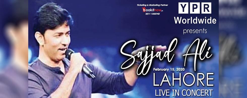 sajjad ali - live in concert