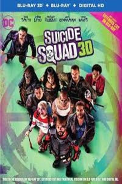 suicide squad 3d
