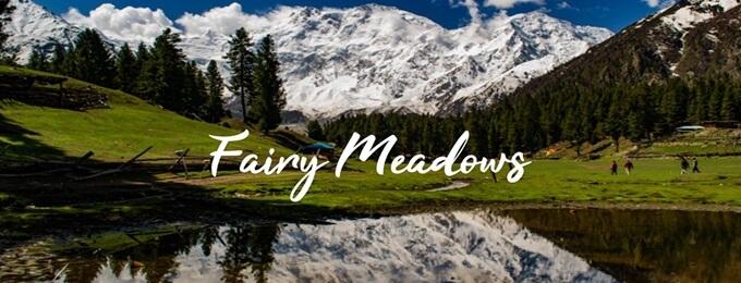 trip to fairy meadows & nanga parbat