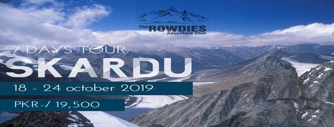 tour de skardu 18 - 24 october 2019