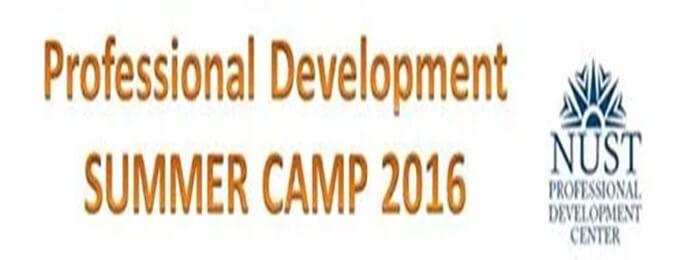 professional development summer camp 2018