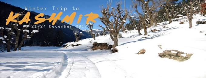 4 day winter trip to kashmir