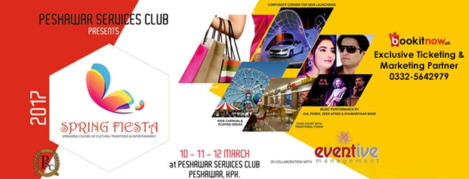 Spring Fiesta by Peshawar Services Club